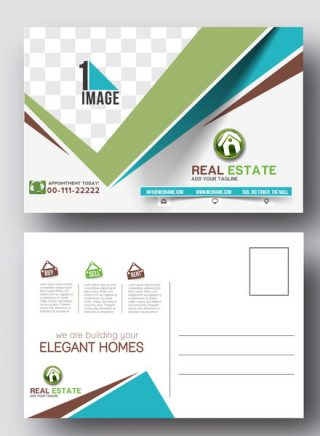Limelight Direct Mail Marketing postcard